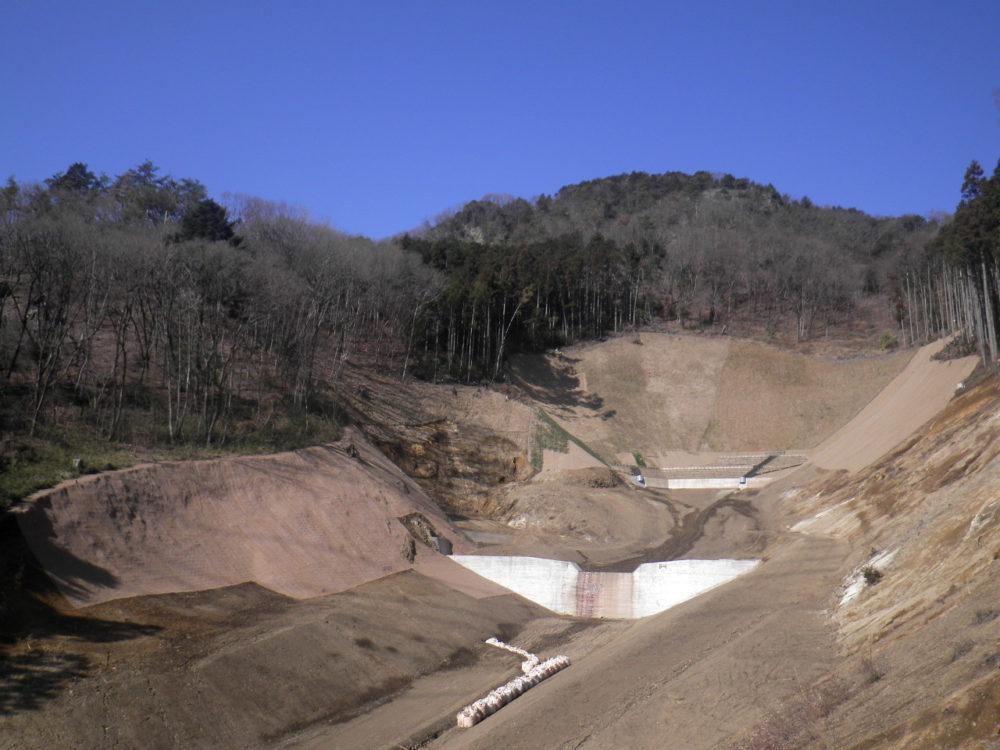 平成30年度(補正)復旧治山事業 緑化工外工事